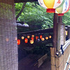 Riverside Lanterns at Kibune