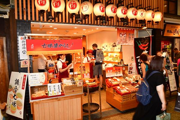 Kyoto Markt