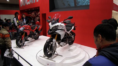 The New Ducati Multistrada 1200