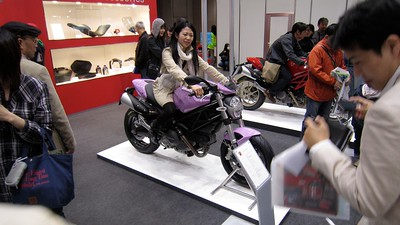 Personalize your Ducati Monster