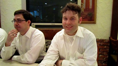 Jeremy Lublin and Bryan McCleery