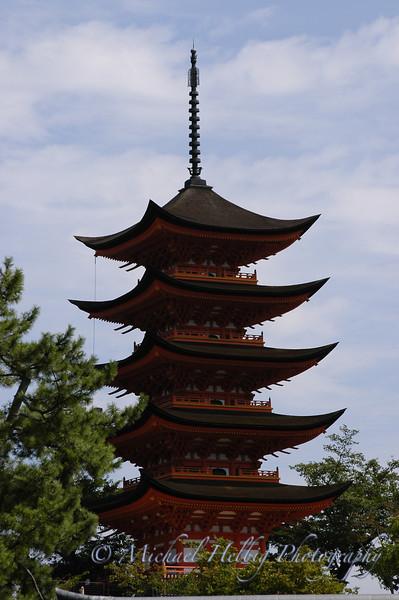 Pagoda - Miyajima