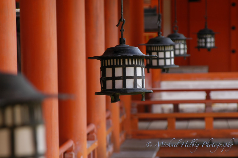 Shrine Lanterns - Miyajima