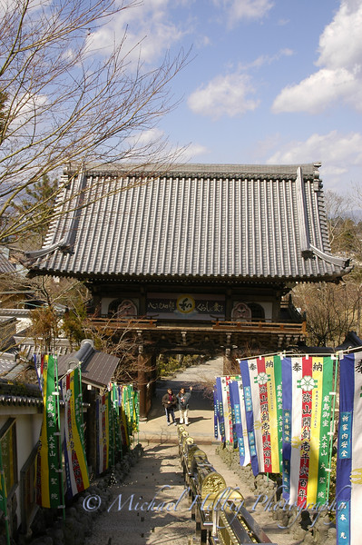 Temple Gate - Miyajima
