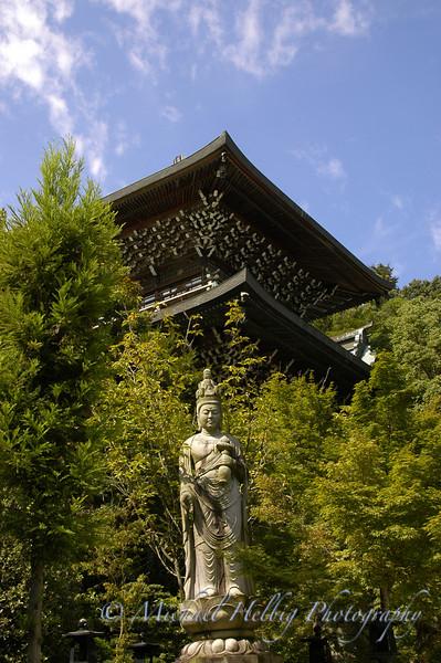 Temple - Miyajima