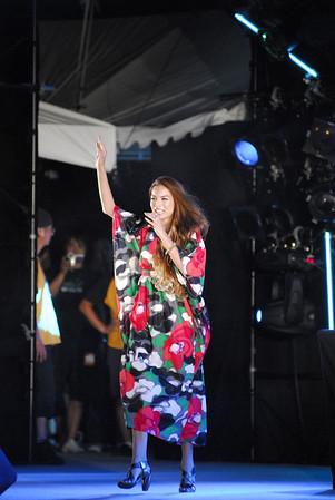 Mary Sara - Sara Marī (紗羅マリー) - live concert @ 19:55