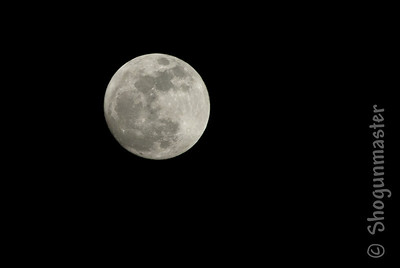 May 5th, 2012 - Supermoon