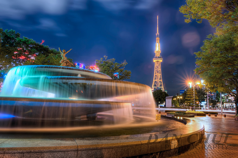 Nagoya Tower Flows