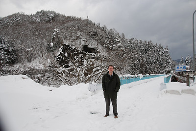 Nasu in Winter