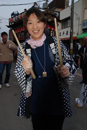 Yataimatsuri festival