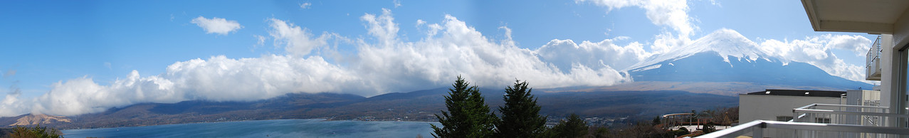View from the Mt. Fuji Hotel<br /> <br /> (C) 2008 Brian Neal