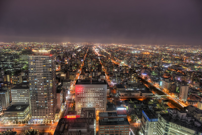 Sapporo Overlook - North
