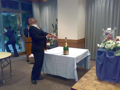Sayuri's wedding