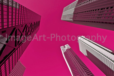 Pink in the City