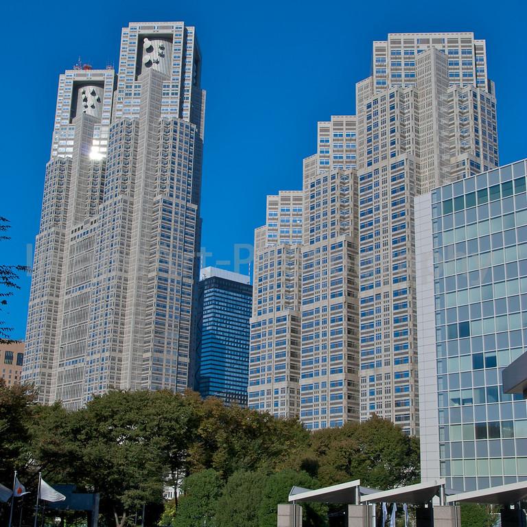 Tokyo City Hall, Shinjuku