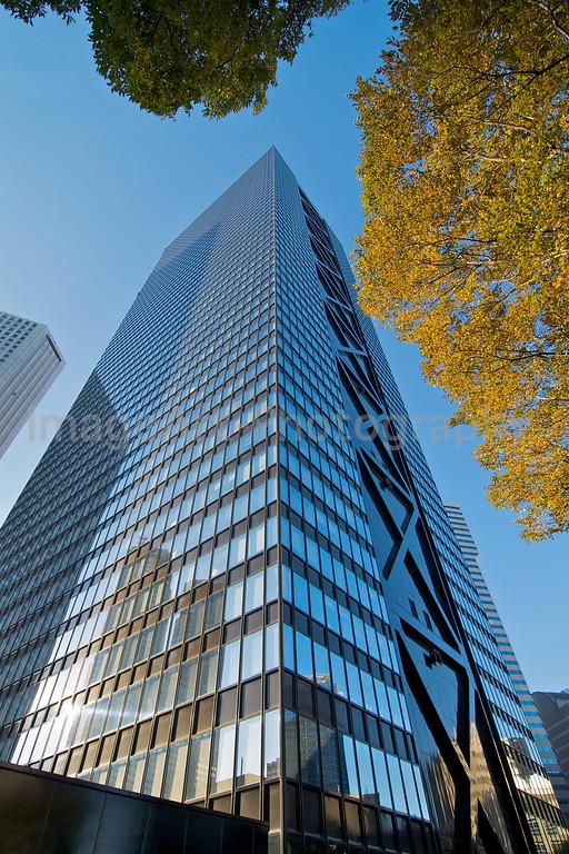 Mitsui Building, Shinjuku