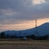 I like sunset near our house, but there are too many powerline,Nasushiobara,Tochigi,Japan