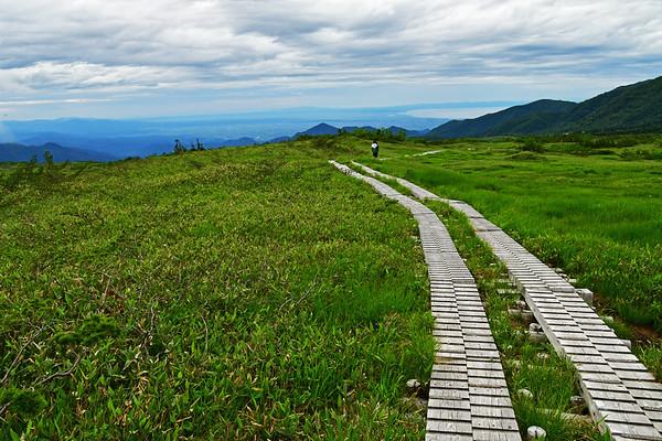 Tateyama Kurobe Alpine Route impressie