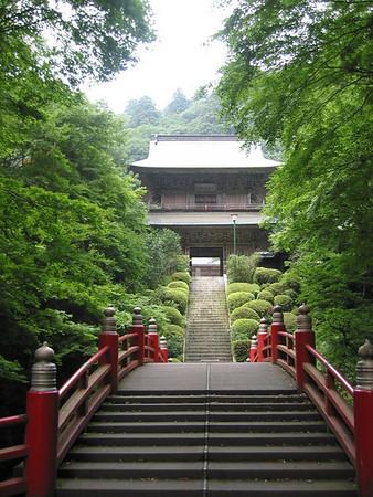 Ungangi Stately Temple