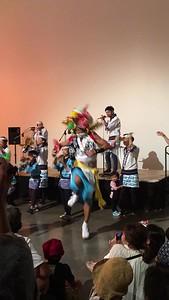 Live performance by hayashi group at Wa Rasse