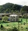 House in a Green Field, Cho Expressway, to Fuji-Yoshida, Japan