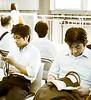 Commuters, Shinagawa Station, Tokyo, Japan