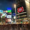 Bullseye in Shibuya