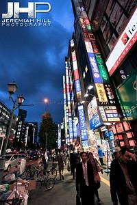 """""""Shinjuku Neon #1"""", Tokyo, Japan, 2010 Print JAP16-461"""