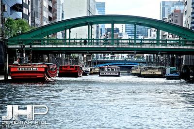 """""""Sumida Riverboats"""", Tokyo, Japan, 2010 Print JAP16-1180"""