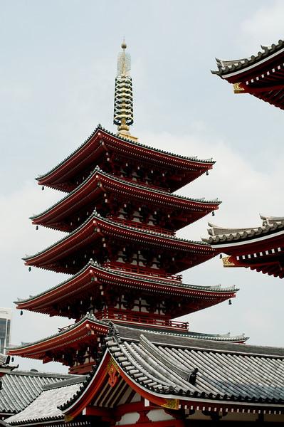 Sensō-ji Buddhist Temple