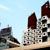 The bizarre Nakagin Capsule Tower Building
