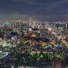 A Silent Tokyo Night
