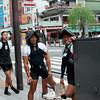 Rickshaw pullers in Asakusa