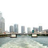 View from the Sumida River cruise