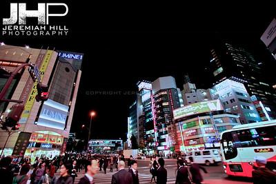 """""""Shinjuku Neon #2"""", Tokyo, Japan, 2010 Print JAP16-471"""