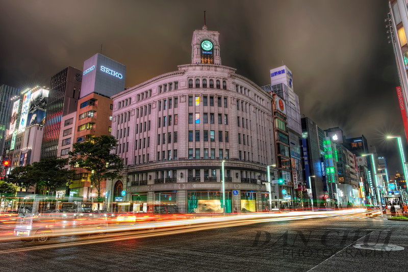 Heart of Ginza