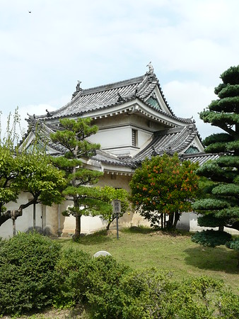 Wakayama city impressie