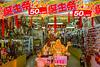 A shop interior in Chinatown, Yokohama, Japan, Asia.