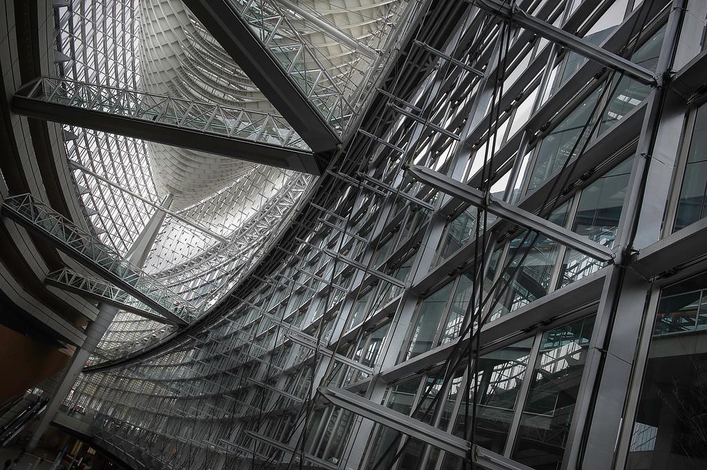 International Trade Center; Tokyo; Japan