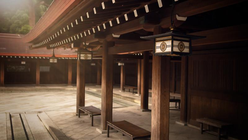 Meiji Lamp