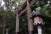 Gate to the Meiji Shrine, Tokyo