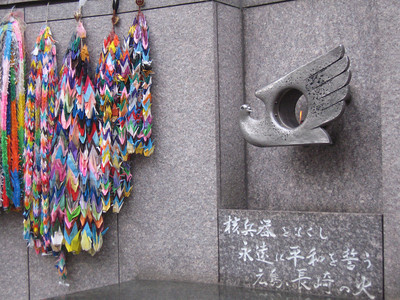 The Flame of Hiroshima and Nagasaki