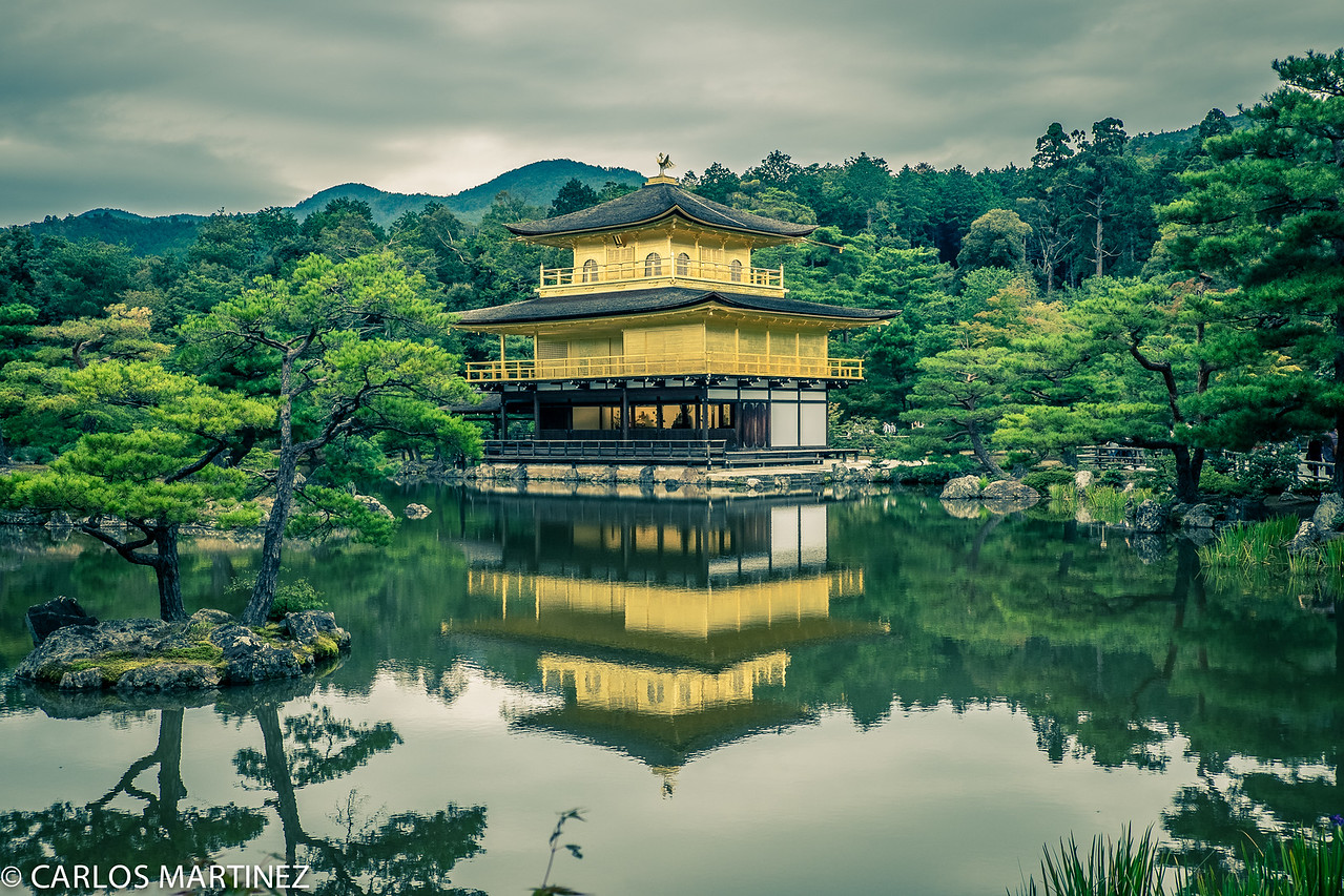 Kinkaku-ji, The Golden Temple