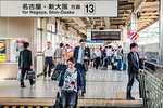 Bullet Train Station Kyoto - Copyright 2017 Steve Leimberg UnSeenImages Com L1210594
