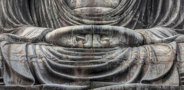 """Big Buddha #2. Kamakura. 25"""" 15"""""""