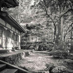 Eiheiji Monastery. Outer Court