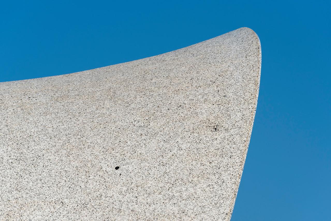 Cenotaph at Hiroshima Peace Memorial