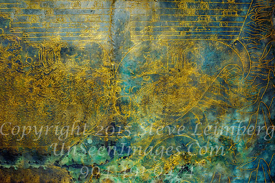 Detail of Etching in Buddah Temple in Nara - Copyright 2017 Steve Leimberg UnSeenImages Com _DSF2989