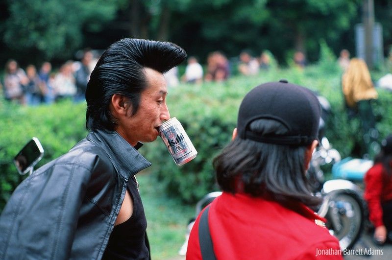 Rockabilly with Beer