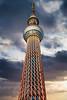 SkyTree Tower Tokyo Copyright 2017 Steve Leimberg UnSeenImages Com L1200241